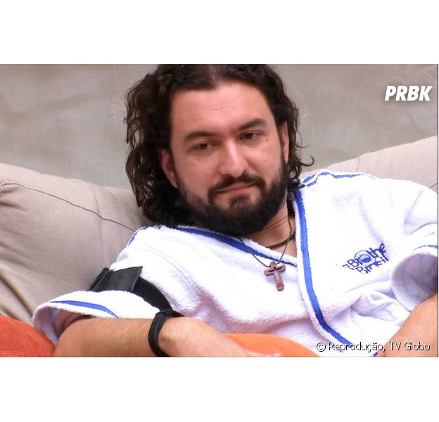 """Marco e Fernando estão emparedados no """"BBB15"""", da Globo"""