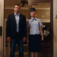 Emma Stone e Bradley Cooper se apaixonam em trailer de novo filme. Awn!