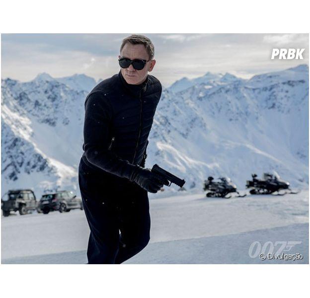"""Divulgadas as imagens inéditas de """"Spectre"""", novo sucesso de James Bond (Daniel Craig)!"""