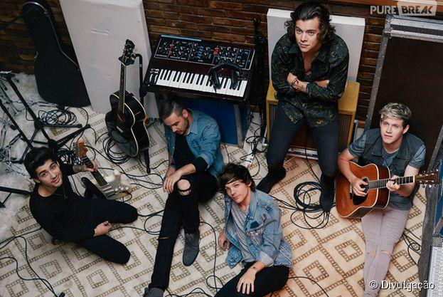 One Direction é alfinetado por vocalista da banda de rock Kasabian, Tom Meighan, em entrevista