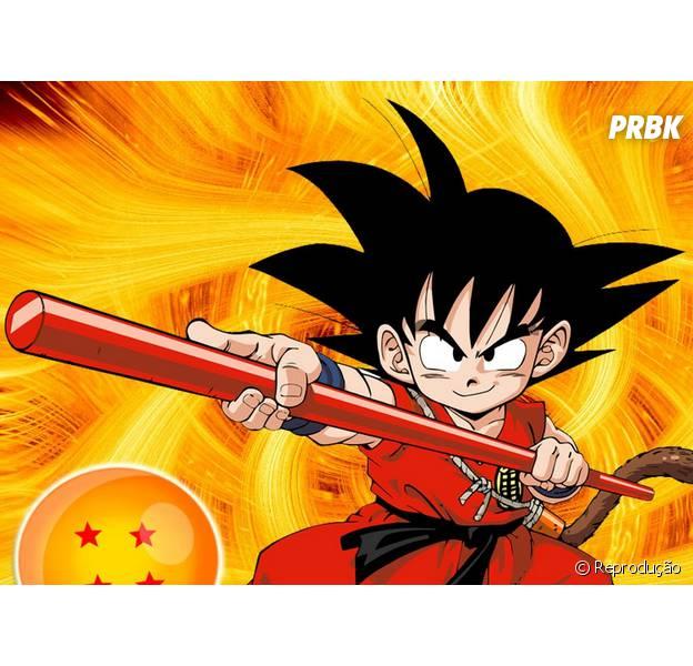 """Goku criança vai retornar em """"Dragon Ball Xenoverse"""""""