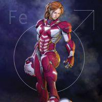 Marvel aposta na Mulher de Ferro Superior, a versão feminina do Homem de Ferro