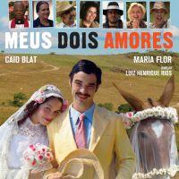 """Filme """"Meus Dois Amores"""": com Maria Flor e Caio Blat, confira o trailer e pôster do longa"""