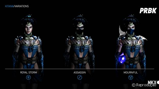"""Em """"Mortal Kombat X"""": novo trailer mostra os estilos de luta que Kitana vai apresentar"""