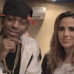 """Wanessa divulga vídeo da gravação de """"Turn It Up"""" e conta: """"Rivalidade com Sandy é coisa da cabeça das pessoas"""""""