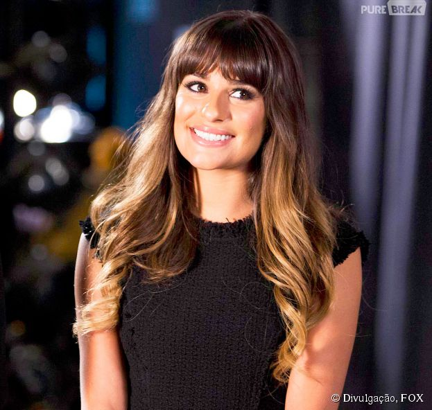 """Em """"Glee"""", Rachel (Lea Michele) pode ter um final mais feliz do que ela esperava"""