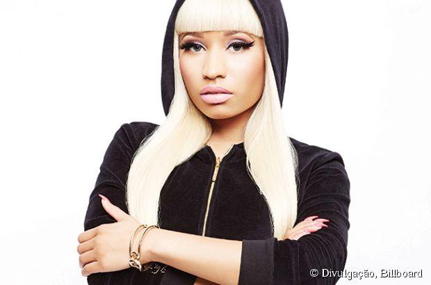 Nicki Minaj confirma vinda ao Brasil para o final de 2015