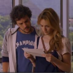 """Em """"Sete Vidas"""": Júlia (Isabelle Drummond) convence Pedro de procurar pai biológico"""