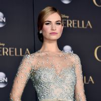 """Filme """"Cinderela"""": Lily James revela que fez teste para interpretar uma das meia-irmãs"""