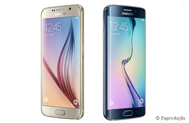 Demanda pelo Galaxy S6 Edge faz Samsung buscar novos fornecedores para fazer a tela curvada