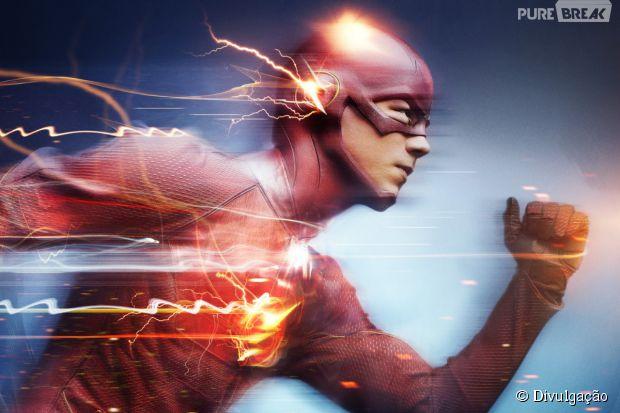 """Em """"The Flash"""": na 2ª temporada, personagem Wally West pode entrar na série!"""
