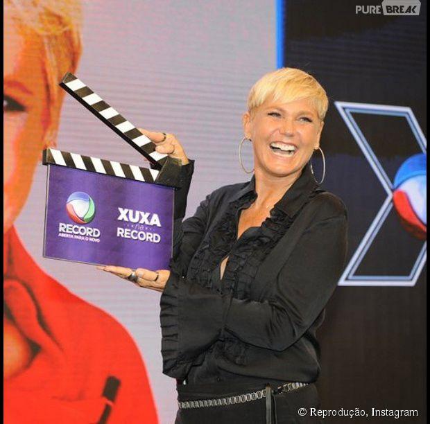 Xuxa atuando em novela da Record? Segundo colunista, isso pode ser acontecer sim!
