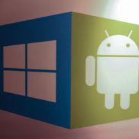 Microsoft anuncia que Windows 10 pode substituir o Android do seu aparelho muito em breve!