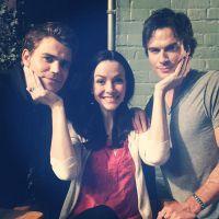 "Em ""The Vampire Diaries"": Na 6ª temporada, Damon (Ian Somerhalder) vai resgatar a mãe!"