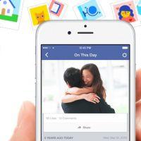 """Facebook lança """"On This Day"""": ferramenta para quem adora nostalgia!"""
