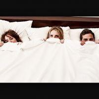 """De """"50 Tons de Cinza"""": Jamie Dornan (Sr. Grey) e Dakota Johnson (Anastasia) na cama com diretora!"""