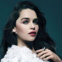 """De """"50 Tons de Cinza"""": Emilia Clarke, de """"Game of Thrones"""", não se arrepende de ter recusado papel"""