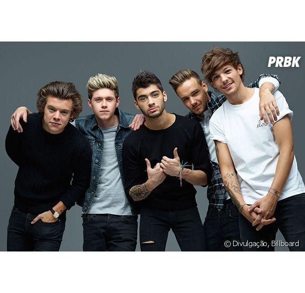 One Direction promete continuar após a saída de Zayn Malik