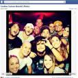 Caio Castro e Carolina Bianchi já posaram para várias fotos juntos e a moça compartilhou em seu perfil no Facebook