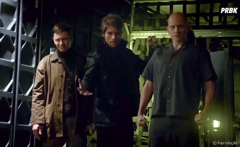 """Em """"The Flash"""", os vilões vão se juntar contra Barry Allen (Grant Gustin)"""