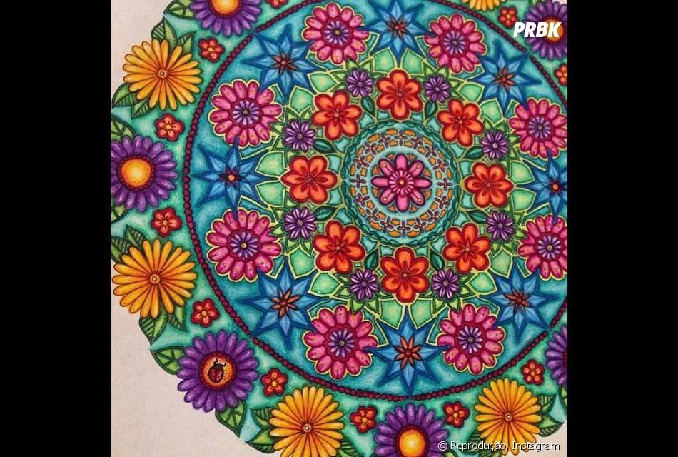 "O hippie psicodélico dos coloridos fica lindo no livro ""Floresta Encantada"""