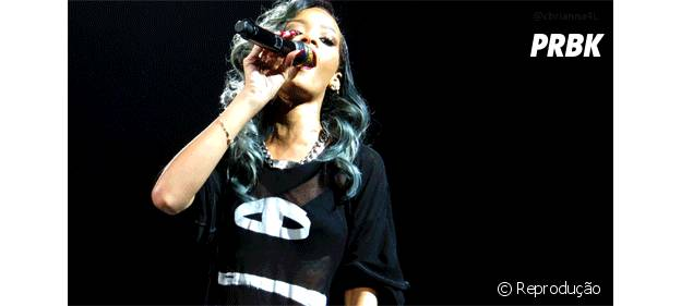 Rihanna será uma das atrações do Rock in Rio 2015
