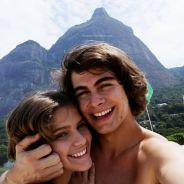 """Isabella Santoni e Rafael Vitti, de """"Malhação"""", se beijam em restaurante do Rio, afirma jornal! OMG!"""