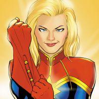 """De """"Capitã Marvel"""": roteiristas de """"Guardiões da Galáxia"""" e """"Divertida Mente"""" podem escrever o filme"""