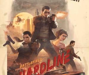 """""""Battlefield Hardline"""" foi inspirado em séries de TV policiais"""
