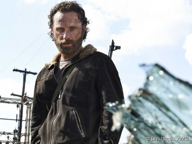 "Rick (Andrew Lincoln) vai ter um reencontro daqueles em ""The Walking Dead""!"