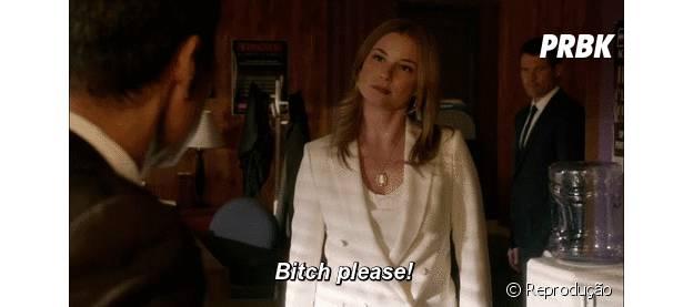 """Amanda (Emily VanCamp) já se reuniu com seu pai novamente em """"Revenge"""""""