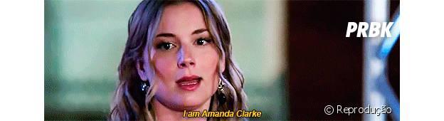 """Em """"Revenge"""", Emily (Emily VanCamp) assumiu que é Amanda Clarke"""