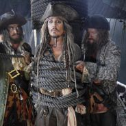"""De """"Piratas do Caribe 5"""": Johnny Depp já está recuperado e aparece em nova foto da produção. Veja!"""