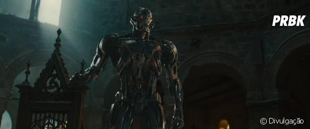 """Ultron, de """"Os Vingadores 2"""""""