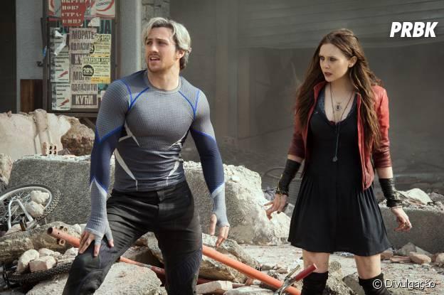 """Em """"Os Vingadores 2: A Era de Ultron"""": novos personagens nas telonas"""