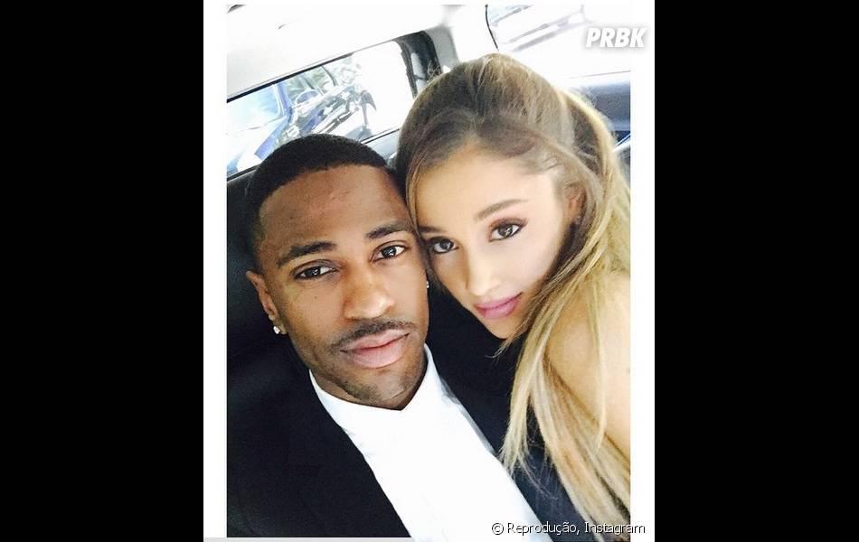 Ariana Grande e Big Sean continuariam sendo amigos, segundo representantes