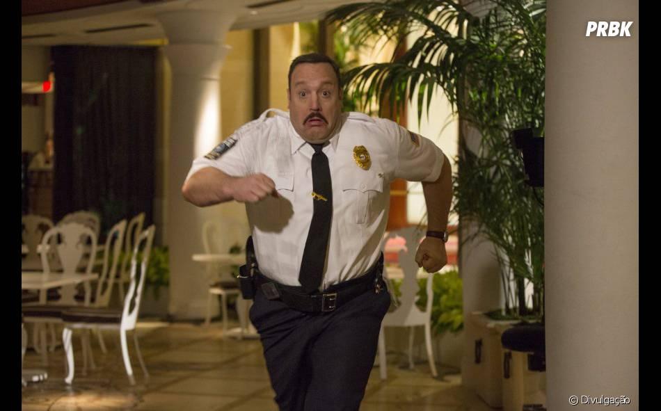 """""""Segurança de Shopping 2"""" conta com Kevin James como protagonista"""