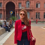 Marina Ruy Barbosa ataca de turista nas ruas de Buenos Aires, na Argentina