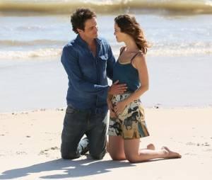 """Em """"Alto Astral"""", Marcos (Thiago Lacerda) sempre tentou acabar com a felicidade de Laura (Nathalia Dill) e Caíque (Sergio Guizé)"""