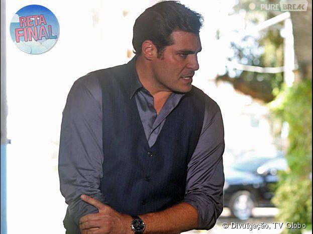 """Em """"Alto Astral"""", Marcos (Thiago Lacerda) vai querer se vingar depois que descobrir a identidade da mãe de Laura (Nathalia Dill)"""