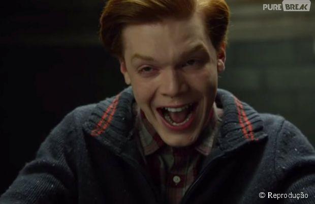 """O Coringa (Cameron Monaghan) ganha destaque na segunda temporada de """"Gotham"""""""