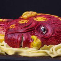 Bolos como formas humanas? Tem sim! Veja doces em formatos bizarros de partes do corpo!
