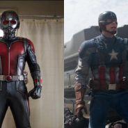 """Em """"Capitão América 3"""": Homem-Formiga (Paul Rudd) também está confirmado na produção da Marvel!"""