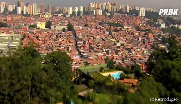 """Você vai poder conhecer mais a favela título de """"I Love Paraisópolis"""""""