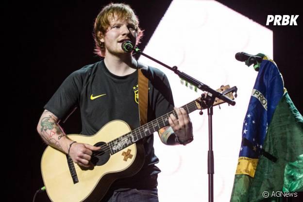 "Tem Ed Sheeran na trilha sonora de ""I Love Paraisópolis""!"
