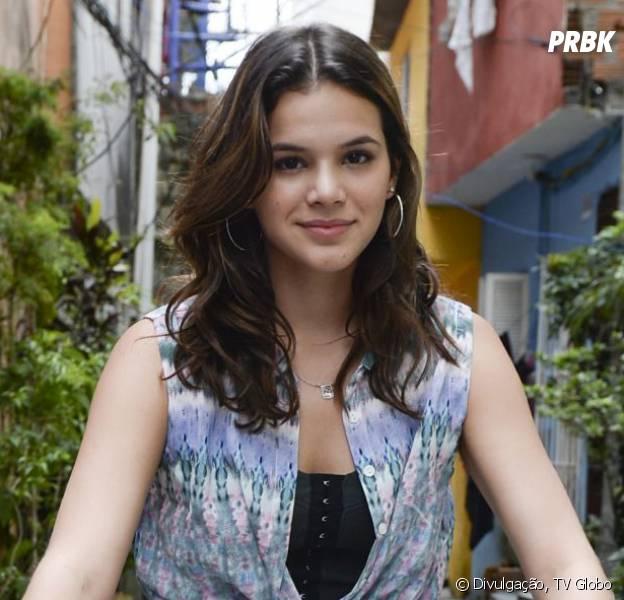 """Em """"I Love Paraisópolis"""", a mocinha de Bruna Marquezine é um exemplo de mulher"""