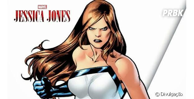 Jessica Jones será vivida pela atriz Krysten Ritter