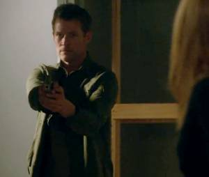 """No final das contas, foi David (James Tupper) quem assassinou Victoria (Madeleine Stowe) em """"Revenge"""""""