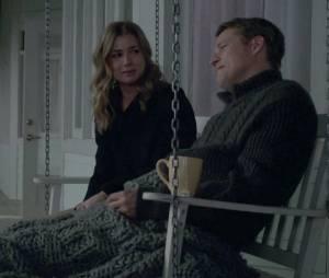 """Em """"Revenge"""", Emily (Emily VanCamp) pode ficar ao lado de David (James Tupper) em seus últimos momentos"""