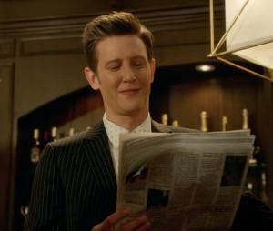 """Em """"Revenge"""", Nolan (Gabriel Mann) ganhou uma missão de Emily (Emily VanCamp) para não ficar sem fazer nada"""